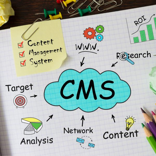 WEB(HP・ホームページ)CMS化サービス