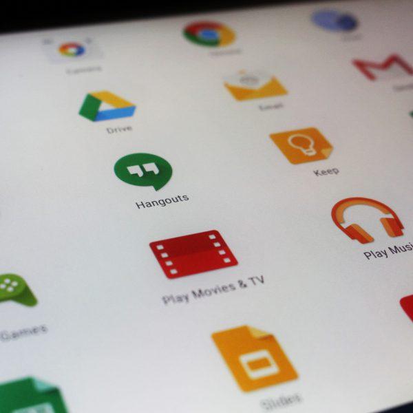 Androidアプリの作成